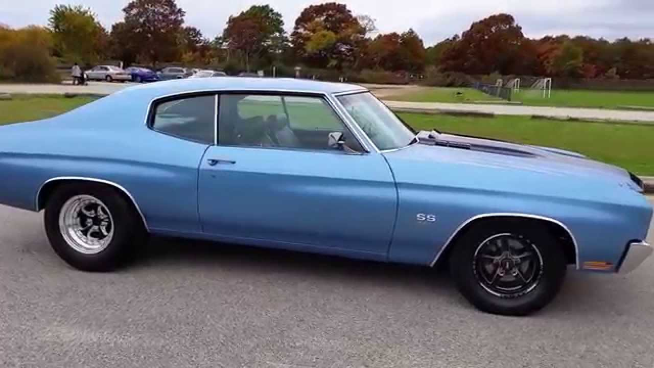 Review 1970 Chevrolet Chevelle SS Drag Radial~496 w/ 712hp~New ATI ...