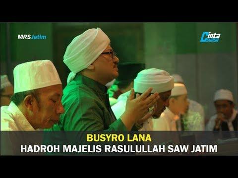 Busyro Lana ᴴᴰ - Hadroh Majelis Rasulullah SAW Jatim