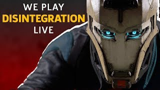 Halo Co-Creator's New Game, Disintegration, Begins Closed Beta Today