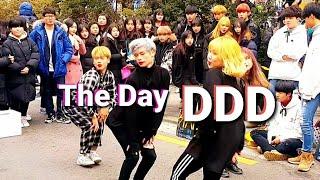 《EXID_#DDD》SPARKY(#스파키)공연 더데이#TheDay 이엑스아이디#덜덜덜 20180113 143…