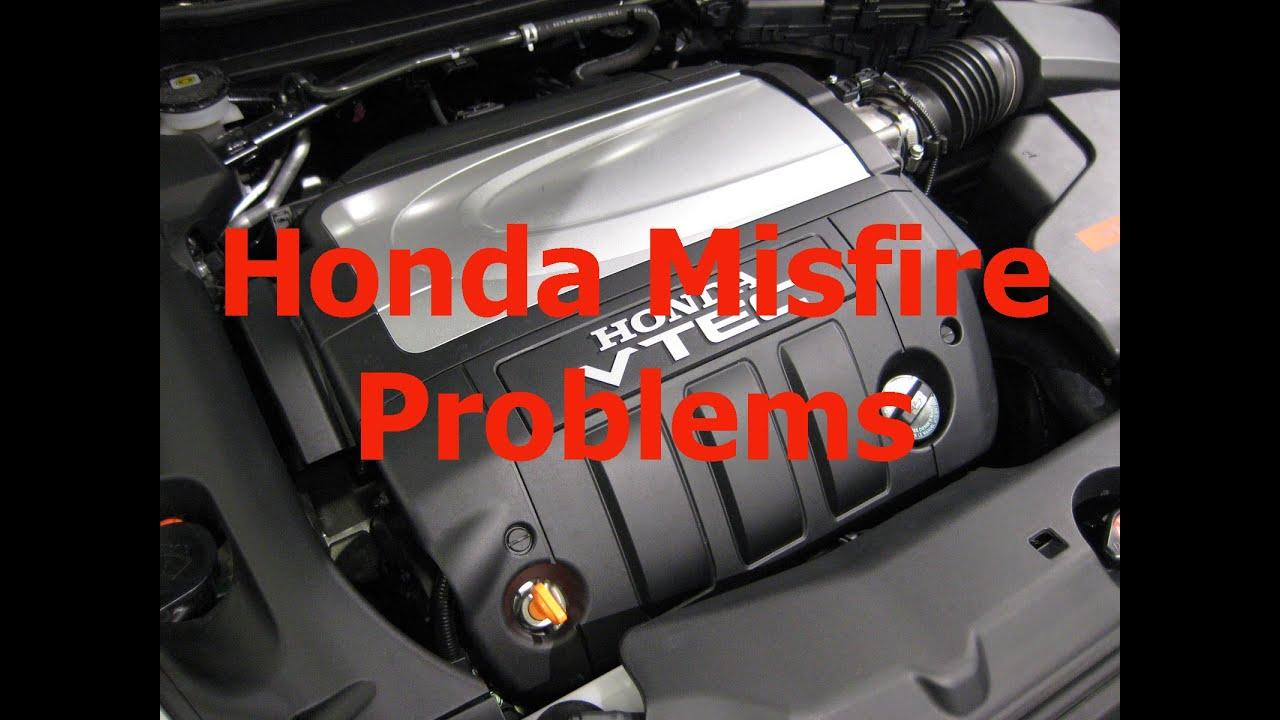 How To Diagnose Honda Misfire Codes P0300 P0301 P0302 Etc