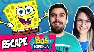 PARKOUR DO BOB ESPONJA! - Roblox (Escape Spongebob Obby)