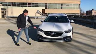 2018 Buick Regal TourX Wagon | Complete Review | with Casey Williams