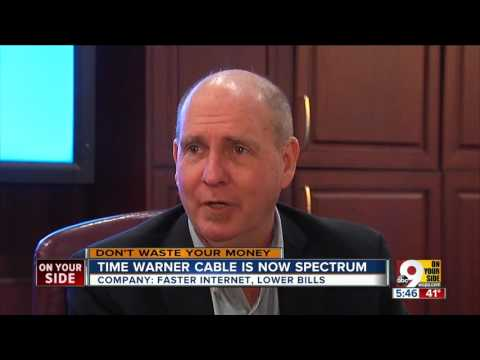 Time Warner Cable becomes Spectrum