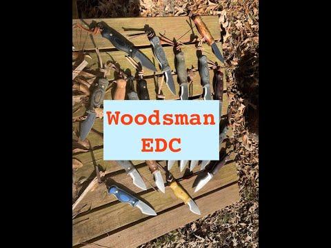 WC Knives Woodsman