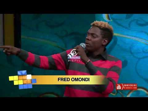 Fred Omondi -  Wanaume Tumekaliwa Chapati