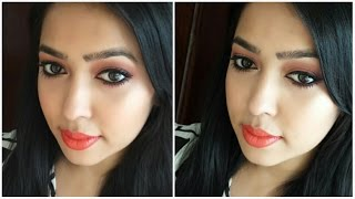 Everyday Summer Makeup Tutorial for Hot & Humid Weather