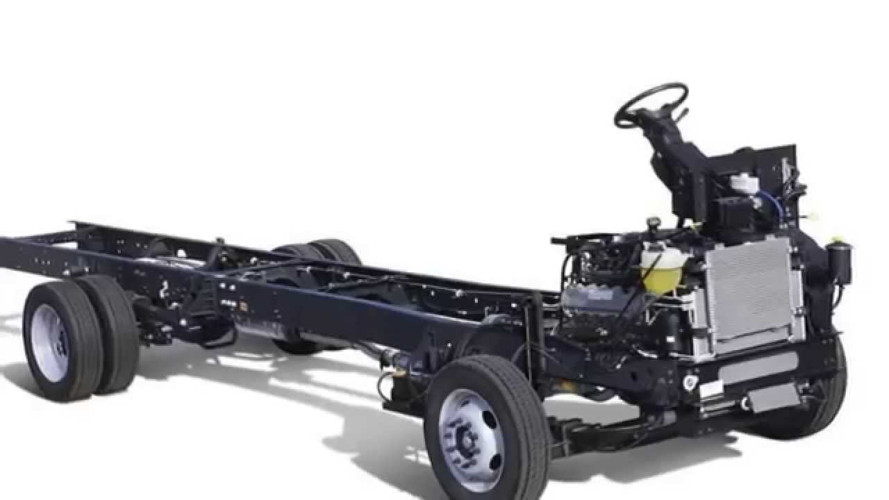 2016 ford stripped chassis f-59 commercial