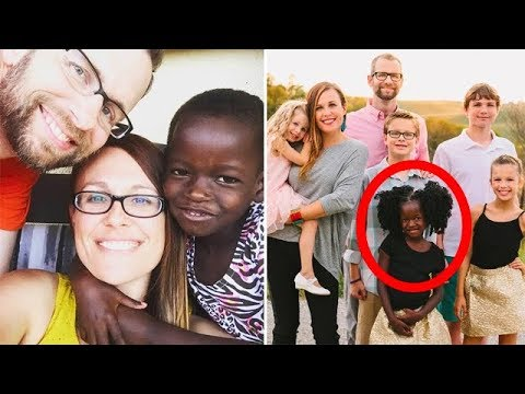 Семья удочерила сироту из Уганды, но когда она заговорила на английском, всплыла страшная тайна!