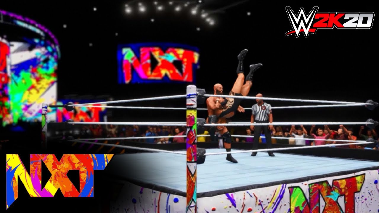 WWE 2K20 - NXT 2.0 Arena (PS4)