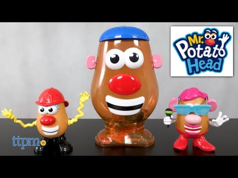Parts n Pieces PlaySkool Potato Head Mr Firefigher Spud