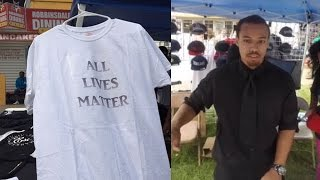 """Controversial """"All Lives Matter"""" T-Shirt For Sale At MN State Fair"""