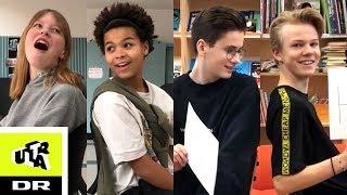 Ryg mod Ryg: Er det Christian eller Mika der bruger mest tid på at sætte hår? | Klassen