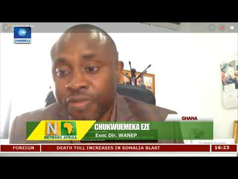 Liberia Election: Expert Hints Return Of Charles Taylor If Weah Wins |Network Africa|