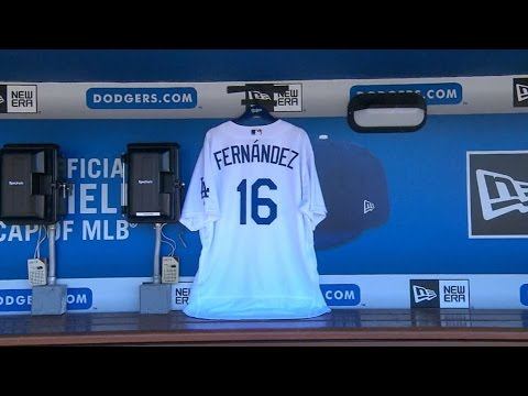 Scully tells touching story about Fernandez