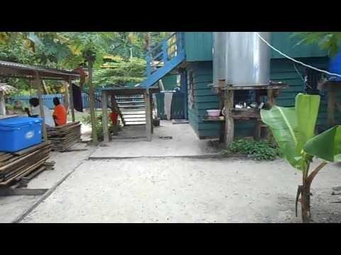 Solomon Islands July August 2013 - Belona Village, Rarumana