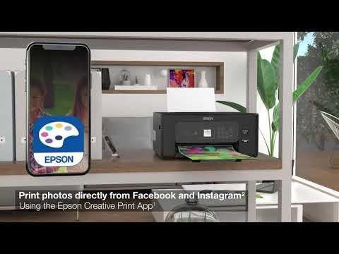 Epson XP 3100 Video