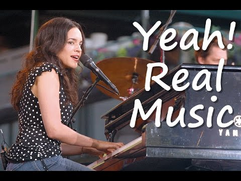 Norah Jones - Full Tanglewood Jazz Festival recording with M