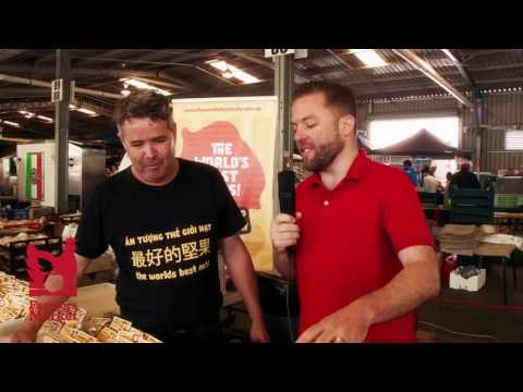Worlds Best Nuts - Capital Region Farmers Market Canberra