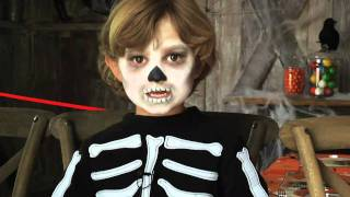 Behind The Scenes Halloween 2010 | Pottery Barn Kids
