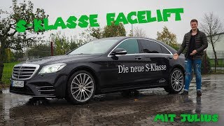 #Videofreitag🔥   Was kann das neue Facelift der S-Klasse? Unterwegs mit Julius
