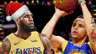NBA LEAKS Schedule! Christmas Day Lineup REVEALED!