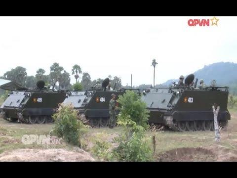 Lần đầu tiên Việt Nam lộ diện vũ khí mới Trung Quốc lập tức săm soi cảnh giác