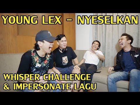 IMPERSONATE LAGU YOUNG LEX - NYESELKAN | NGAKAK PARAH !