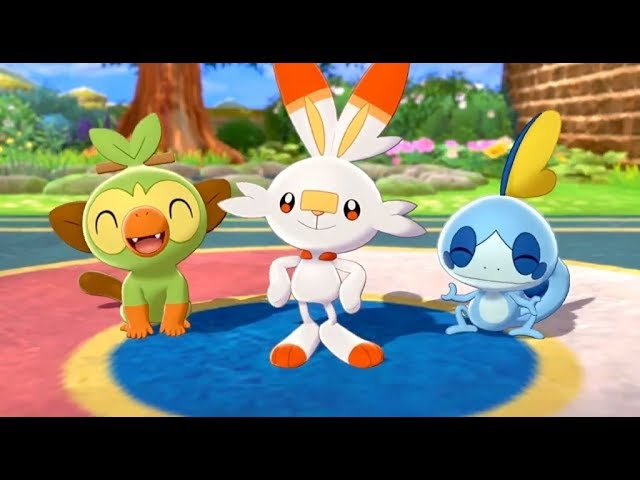 Pokemon Sword And Shield Won T Have Full National Pokedex Locking