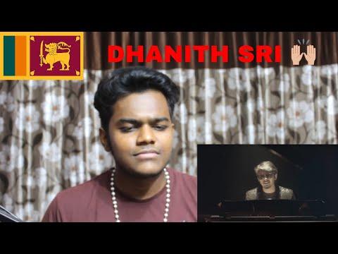 DHANITH SRI - Sandaganawa (සඳගනාව) Official Music Video | REACTION