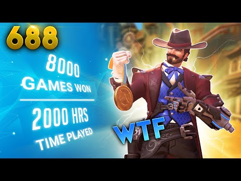 +7500 Quickplay Wins!! | Overwatch Daily Moments Ep.688 (Funny and Random Moments) thumbnail