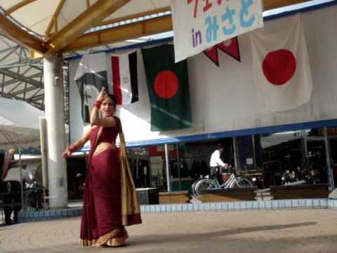 ♫♫ Banma fulyo fulai fula...Anju panta ♫♫ Perform --Vindu Acharya