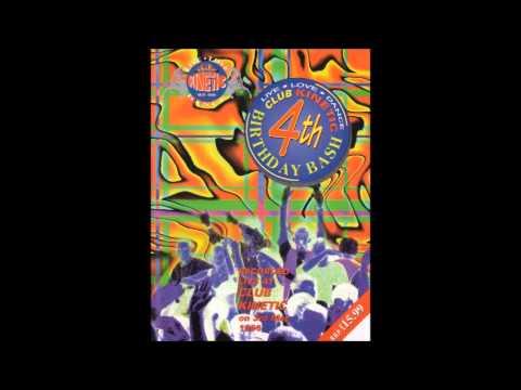 Demand @ Club Kinetic - 4th Birthday Bash (3rd May 1996)