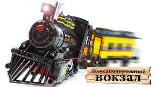 Train Station 2 Building Black Train from Constructor Analogue LEGO Toys VIDEO FOR CHILDREN(Train Station 2 Building Black Train from Constructor Analogue LEGO Toys VIDEO FOR CHILDREN ..., 2016-04-15T14:40:36.000Z)