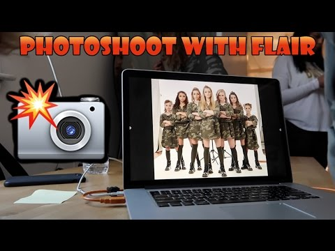 Photoshoot with Flair 📸 (WK 326.5) | Bratayley