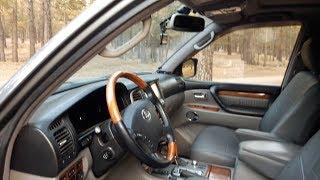 Владение автомобилем Lexus LX470. Эксплуатация. Часть первая