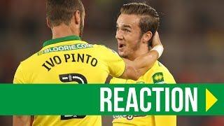 Middlesbrough 0-1 Norwich City: James Maddison Reaction