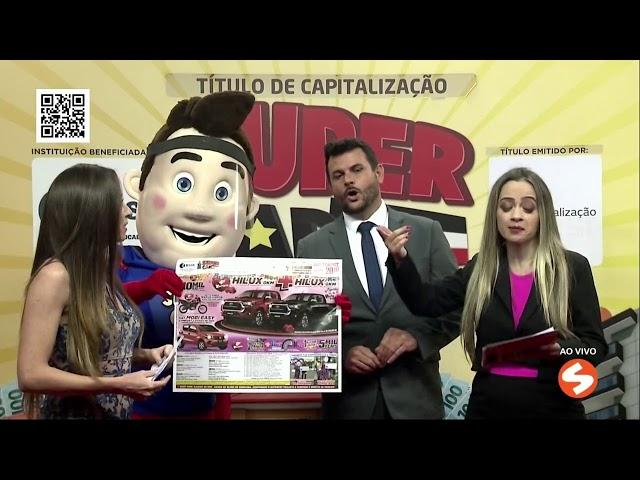 Sorteio Supercap Paulista - 06 de Junho de 2021