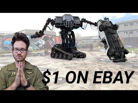 MegaBots Throws in The Towel on Mecha Battles, Plans for Bankruptcy