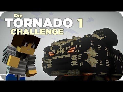 TOTALE AUSLÖSCHUNG!! | Die TORNADO Challenge #1 [DE]