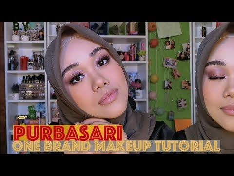 purbasari-one-brand-makeup-tutorial- -first-impression- -fatyabiya