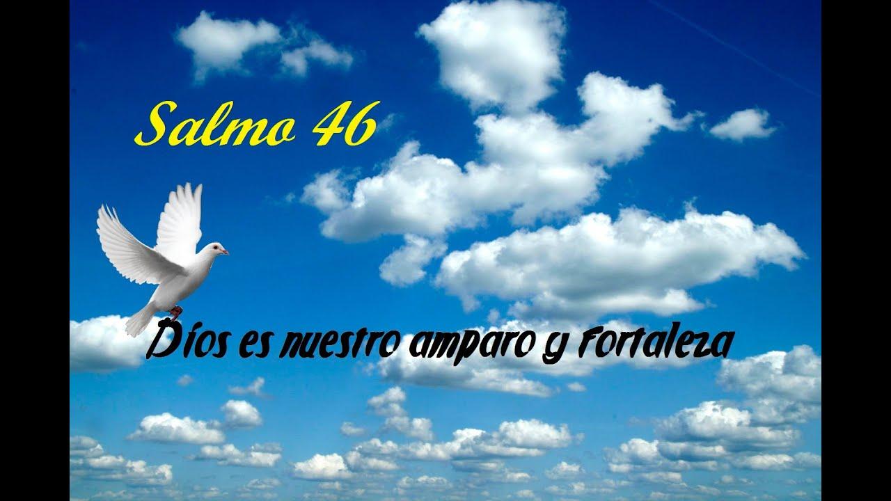 Image Gallery salmo 46