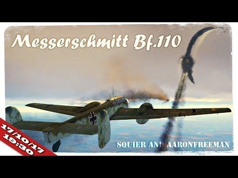 Messerschmitt Bf.110 | War Thunder