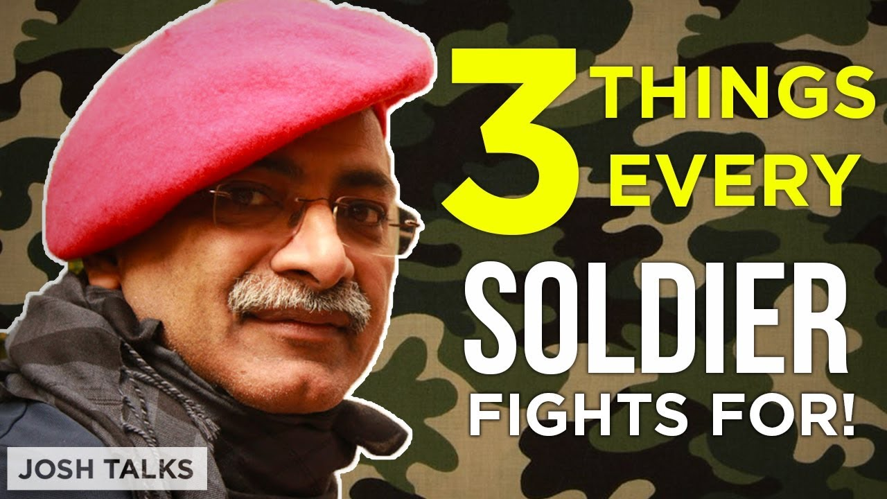 3 THINGS Every Indian Army Soldier Fights For! | Col. Prabir Sengupta | Army Motivation Speech