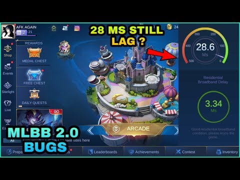 HOW TO FIX LAG IN MLBB 2.0 COMPLETE GUIDE