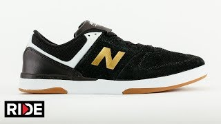 Baixar New Balance PJ Ladd 533 v2 - Shoe Review & Wear Test