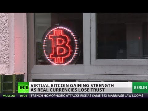 Bitcoin Rises: Digital Currency Beats Paper