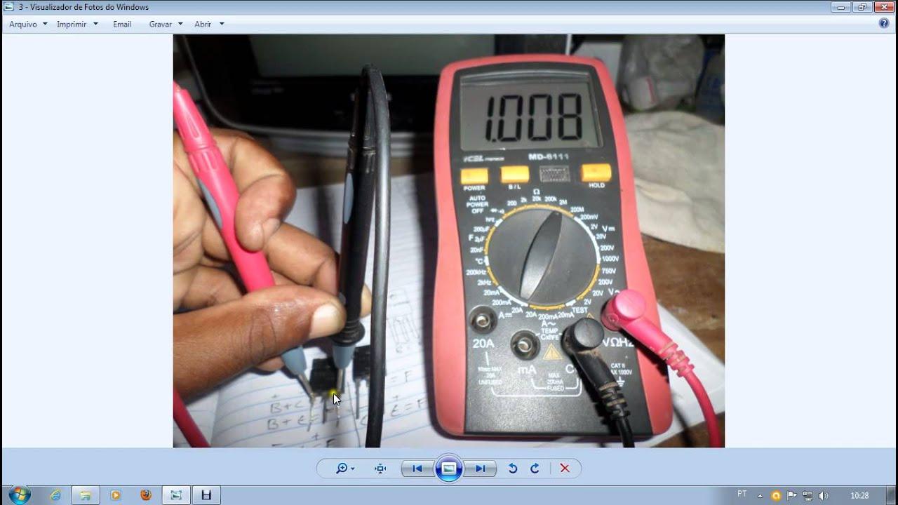 transistor tt2206 falsificado