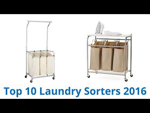 10 Best Laundry Sorters 2016