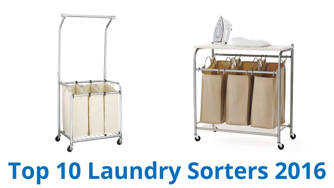 10 Best Laundry Sorters 2016 Youtube